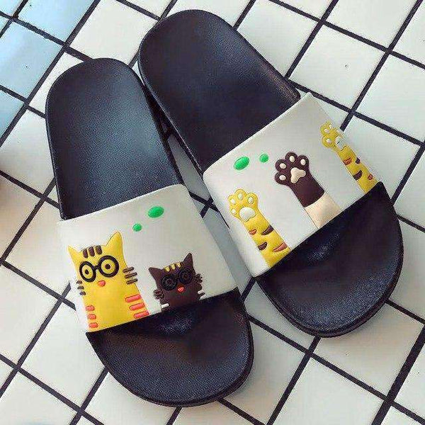 Cat Women Slippers