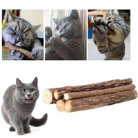 Natural Catnip Molar Stick