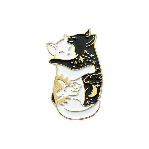Cat Pin Brooch