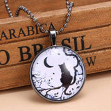 Cat Necklace Pendant