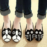 Cat Shoes Black