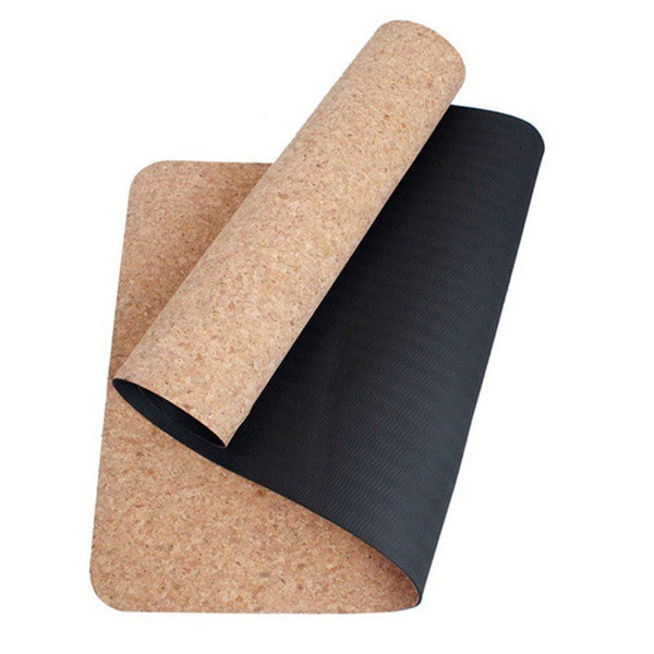 Eco-friendly Cork Yoga Mat