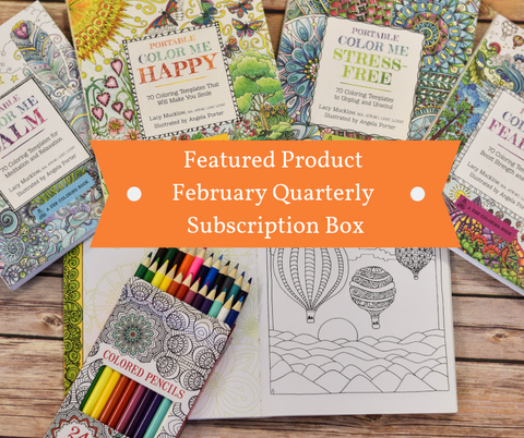 Purpose The Therapeutic Subscription Box Featured Product, Fine Motor February