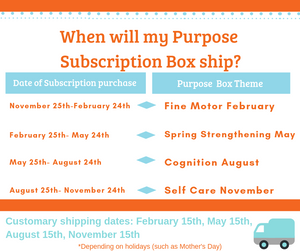Purpose Subscription Box