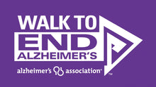 Load image into Gallery viewer, Walk to End Alzheimer's 2019