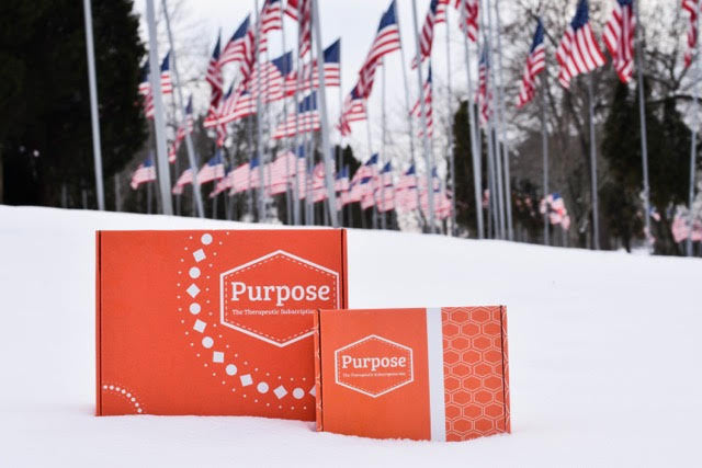 Sponsor a Veteran- Purpose Subscription Box