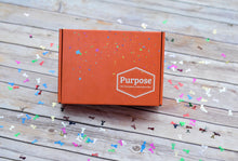 Load image into Gallery viewer, Purpose Therapy Box: Birthday Box for seniors to celebrate their special day