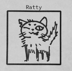 Ratty the Cat