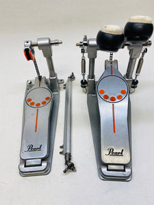 Pearl P-932 Demonator Double Bass Drum Kick Pedal P932