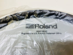 "Roland PDA-120L 12"" Mesh Tom Pad PDA120L OPEN Box"