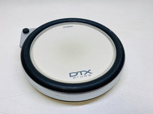 "Yamaha XP100T 10"" 3 Zone Tom Drum Trigger Pad DTX 900"