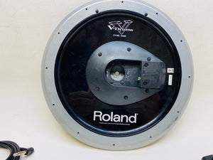 "Roland CY-14SV SV 14""  Crash Cymbal with Arm and Clamp CY14"