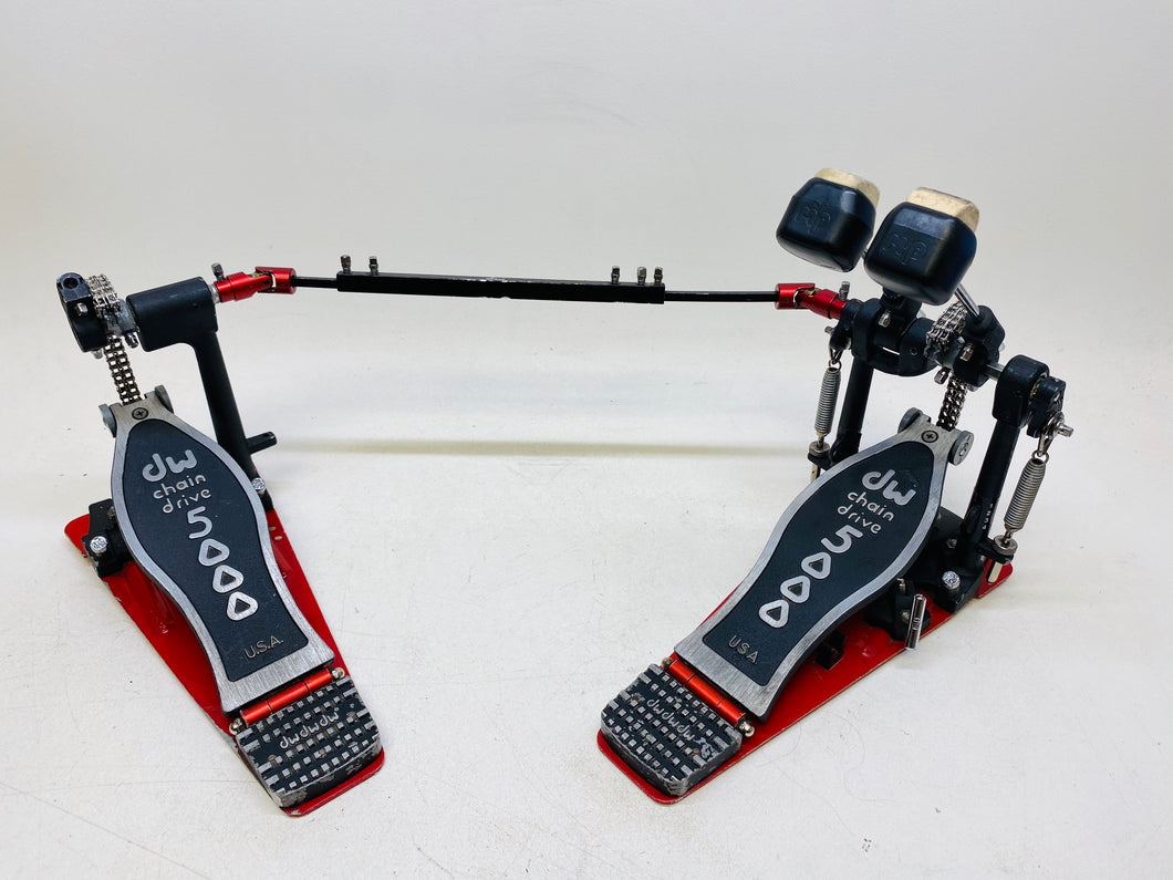 DW5000 Double Kick Drum Pedal DW