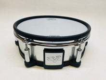 "Load image into Gallery viewer, Roland PD-125xs 12"" Brushed Silver Mesh Snare Pad"
