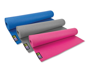 All 3 Yoga Mat colors