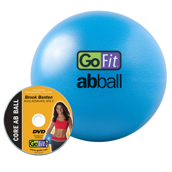 Core Ab Ball with included DVD