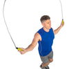 Male jumping w/ Pro Speed Rope