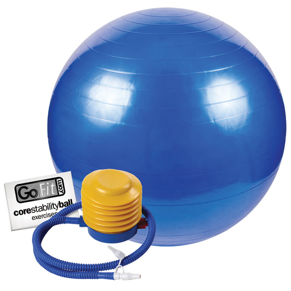 75cm Stability Ball & components