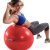 Female on 55cm Stability Ball