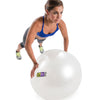 Female on 65cm Stability Ball
