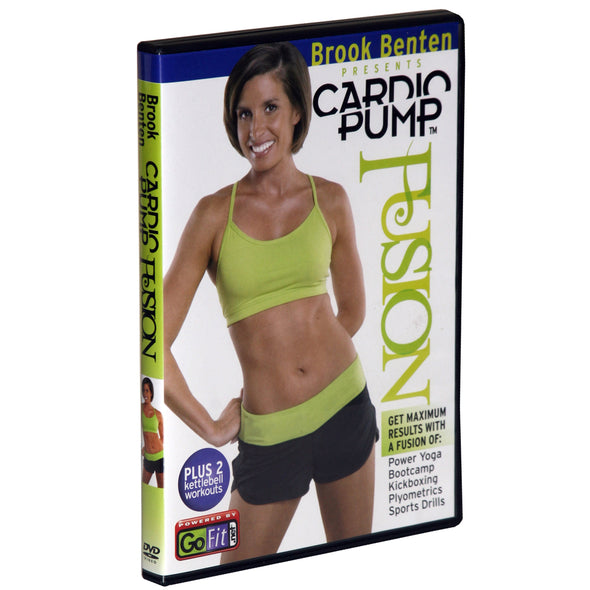 CardioPump Fusion Workout DVD