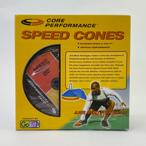 Core Performance Speed Cones
