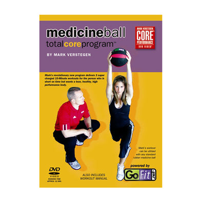 Medicine Ball Workout DVD