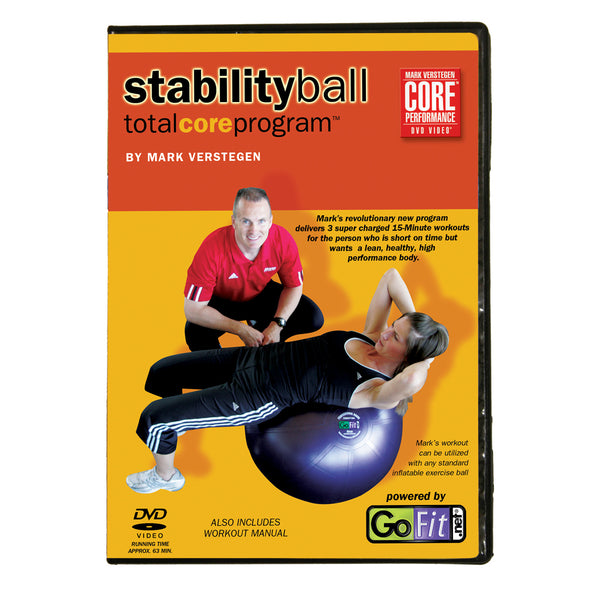 Stability Ball Workout DVD
