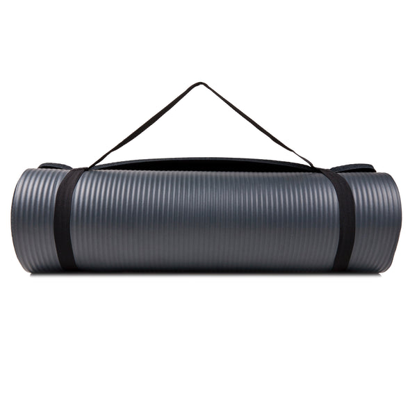 Fitness Mat with carry strap