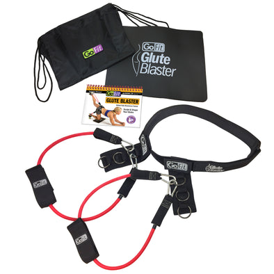 Glute Blaster Belt and Components