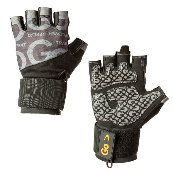 Pro Trainer Wrist Wrap Gloves