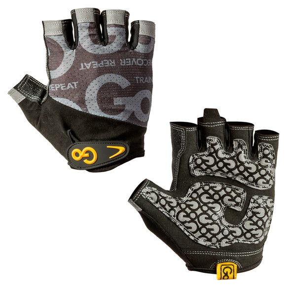 back and palm of Men's  Pro Trainer Gloves