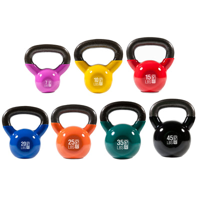 All Kettlebell Sizes Available