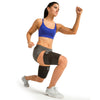 Female performing lunges w/ GoSlim Thigh Slimmers