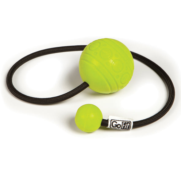 GoBall - Targeted Massage Ball on rope