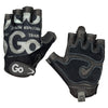 Back & palm of Men's Premium Leather Elite Trainer Gloves