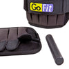 Padded Pro Ankle Weights removable weight bars