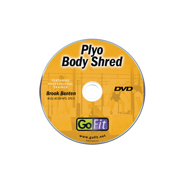 Plyo Body Shred DVD