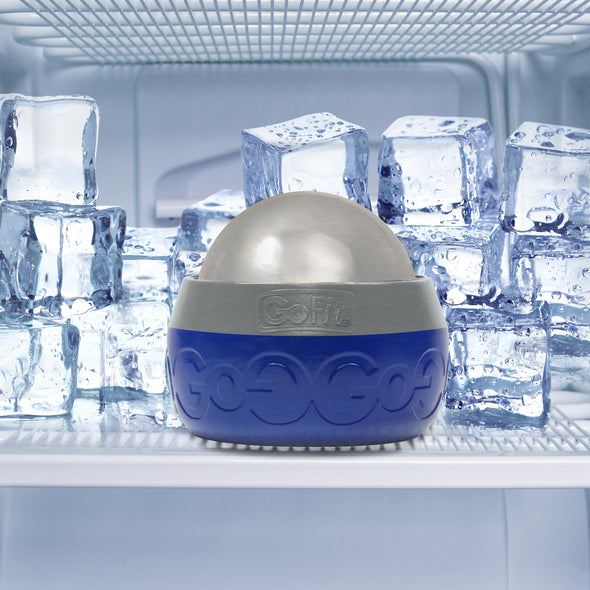 Polar Roll-On Massager in freezer