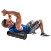 Male rolling upper back w/ Pro Foam Roll