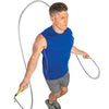 Male jumping w/ Pro Swivel Rope