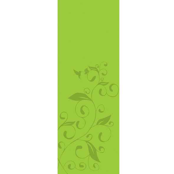 Full Design—Hummingbird Garden Designer Yoga Mat