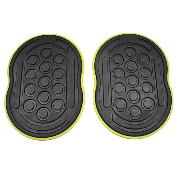 Go Slides padded/grip side for hands and feet