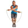 Male jumping w/ Speed Jump Rope