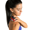 Female rolling shoulder w/ Thermal Roll-On Massager