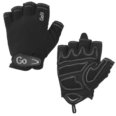 Women's Xtrainer Cross Training Glove (Black w/ Silver)