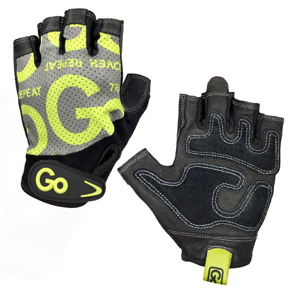 Women's Premium Leather Elite Trainer Gloves