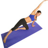 Female using Summit Workout Mat
