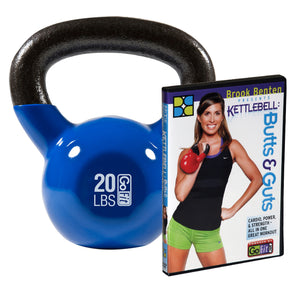 Scratch & Dent 20lb Kettlebell Kit