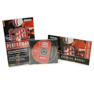 Core Performance Football Training DVD